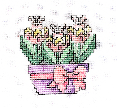 Free Plastic Canvas Patterns at  www.allcrafts.net